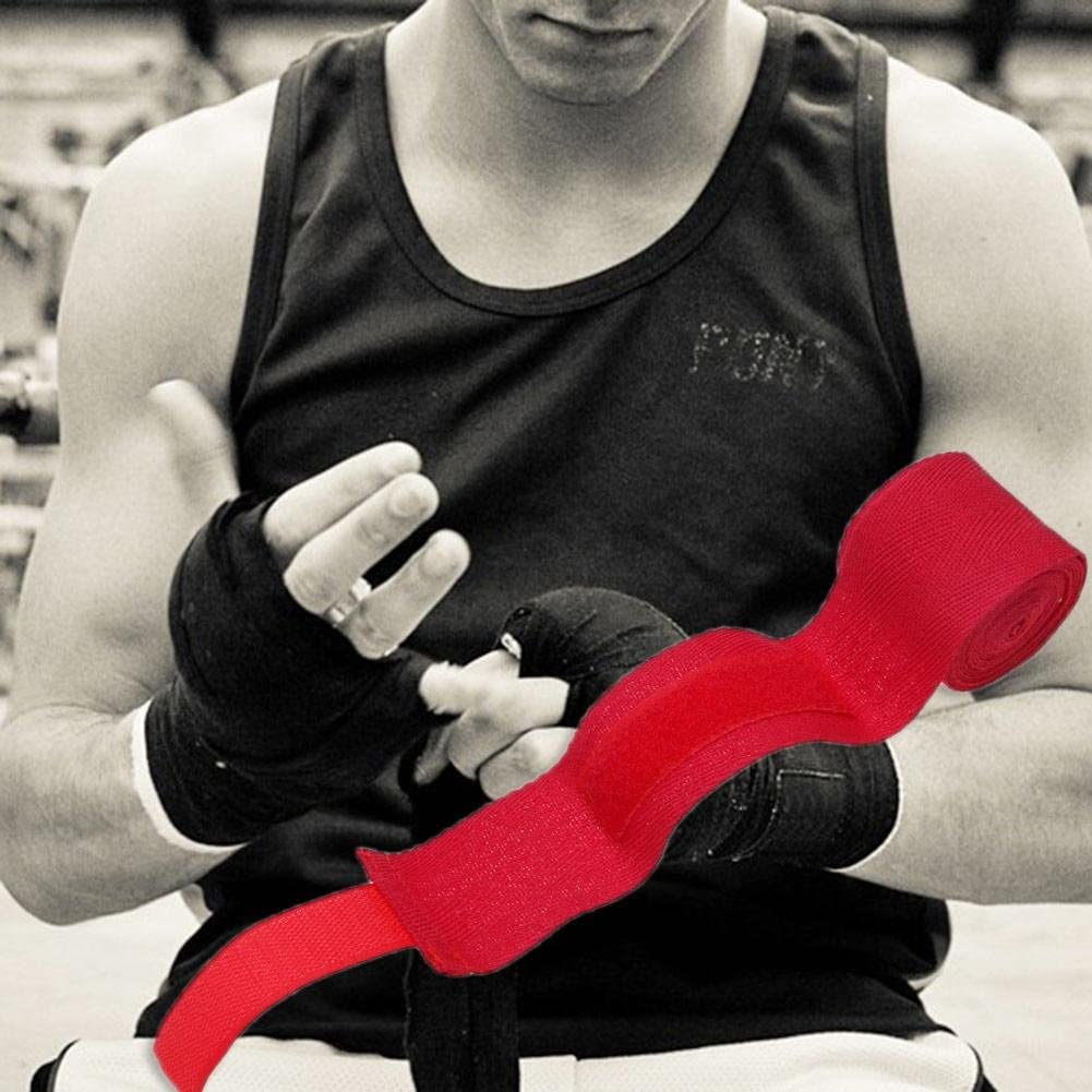 Demiawaking Professionelle Boxbandagen f/ür Muay MMA Taekwondo 2,5 m