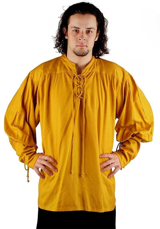 ThePirateDressing Medieval Poets John Coxon Cosplay Costume Pirate Shirt C1004