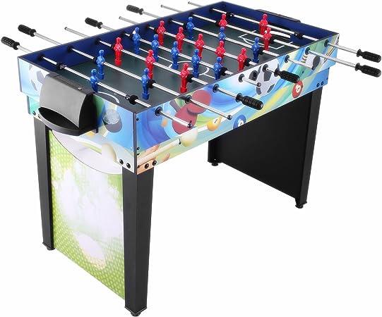 popsport Multi juegos mesa 12 en 1 combo Juego Mesa Tablero de ...