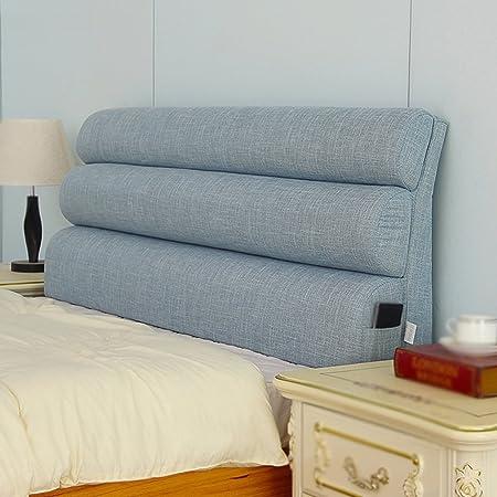 Cushion Double Bed Headrest Cloth Bedside Removable Bedside Soft Bag