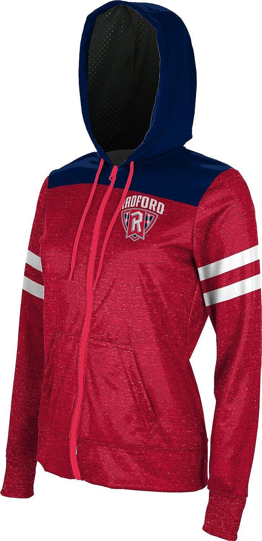 School Spirit Sweatshirt Gameday ProSphere Radford University Girls Zipper Hoodie