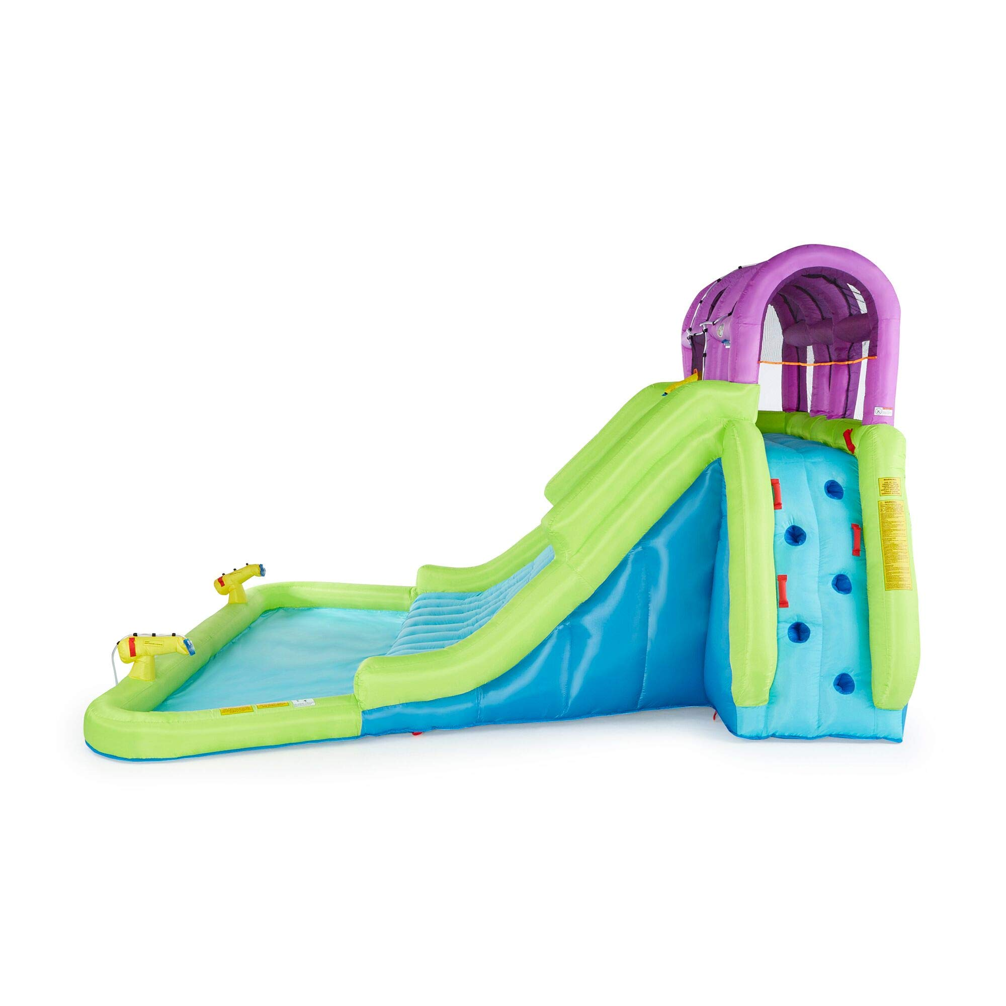 Kahuna Mega Blast Inflatable Backyard Kiddie Pool and Slide Water Park by Kahuna (Image #5)