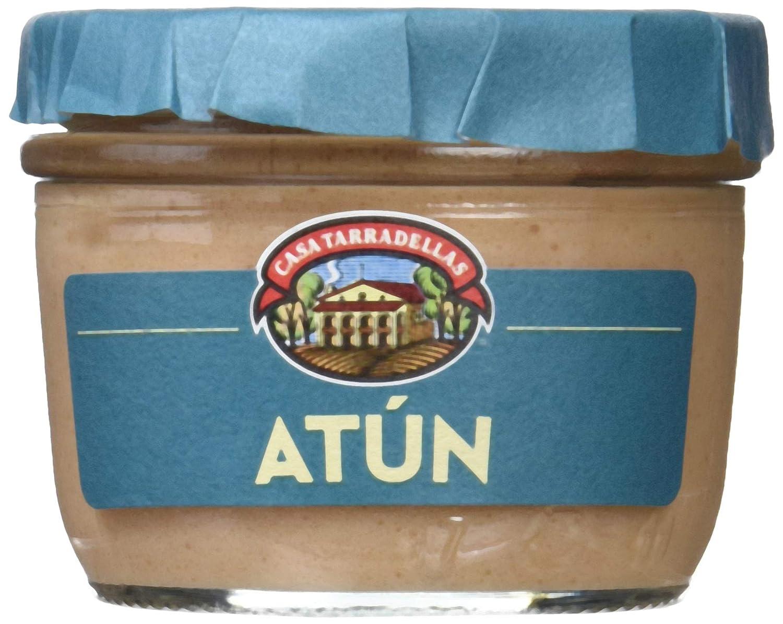Casa Tarradellas Paté de Atún - 125 g: Amazon.es: Amazon Pantry