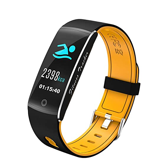 Amazon.com: F10 Sport Mode Bluetooth Bracelet Smartwatch ...
