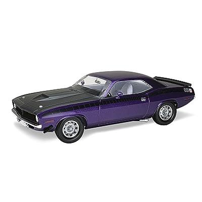 1970 Plymouth Aar Cuda 1/25 Scale: Toys & Games