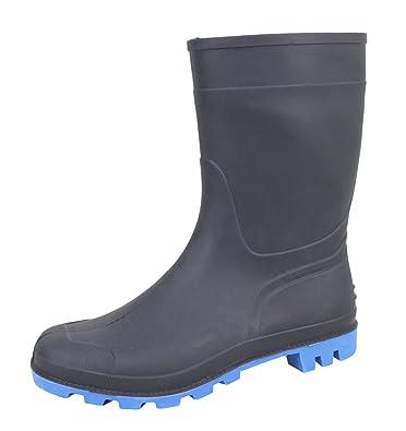 Frank Dunlop Pricemastor Gummistiefel Arbeitsstiefel Boots Stiefel Schwarz Gr.39 Baugewerbe