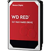 Western Digital WD40EFRX Disco Duro 4000 GB, Serial ATA III, IntelliPower, 3.5""
