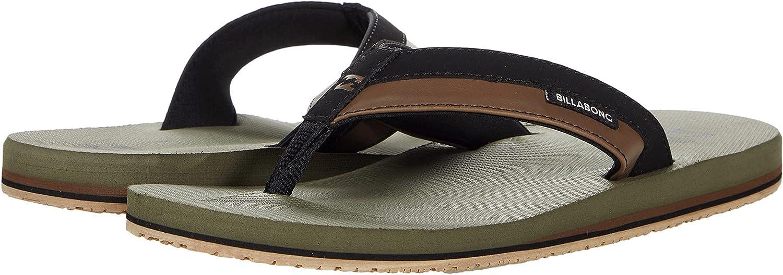 Billabong mens Flip Flop: Shoes