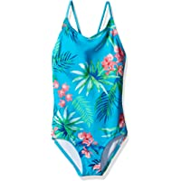 Kanu Surf Girls Leonie Floral Beach Sport 1-Piece Swimsuit One Piece Swimsuit