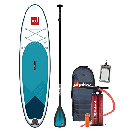 Amazon.com: RED Paddle 2018 Co. 106 RIDE SUP hinchable con ...