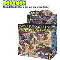 Pokemon Forbidden Light TCG Sun and Moon Sealed Booster Box - 36 packs