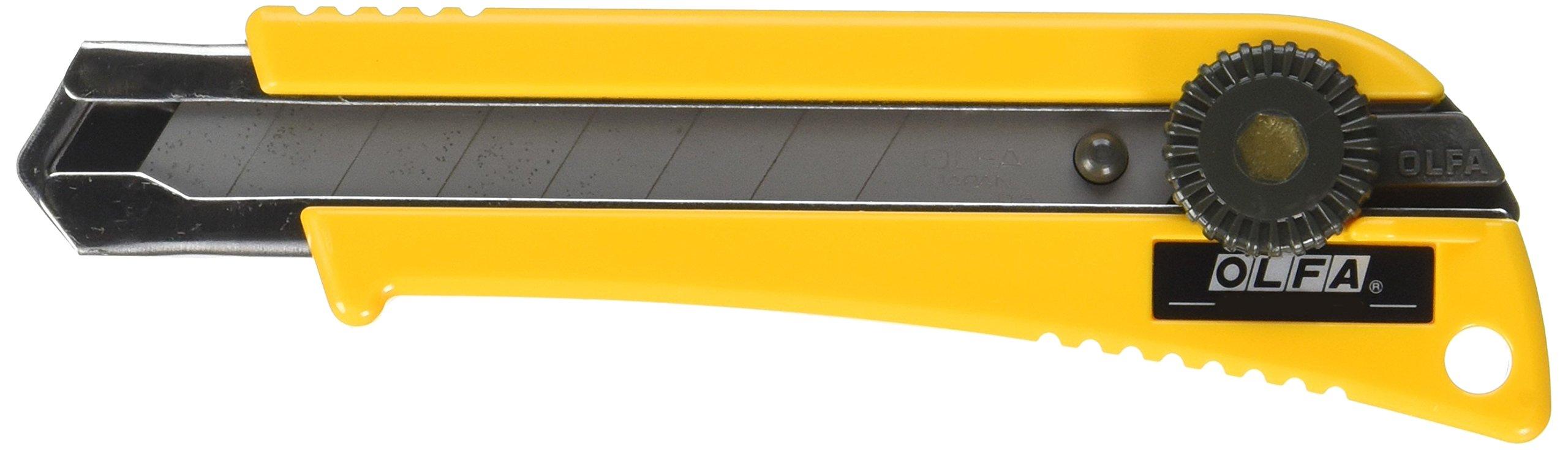 Olfa No-Slip Utility Knife (OL-L2)