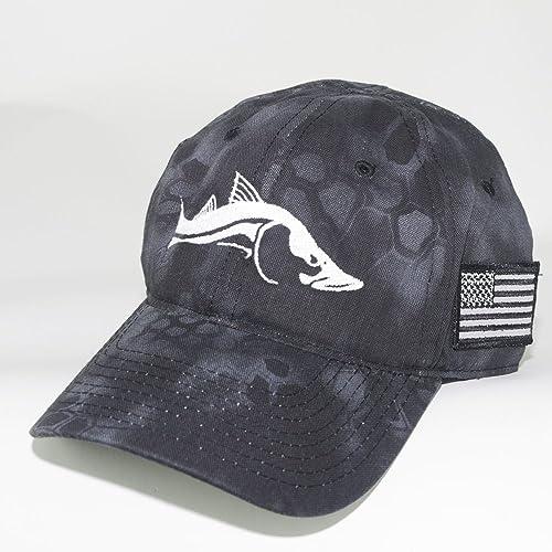 Kryptek Typhon Camo Snook Hat by Skiff Life