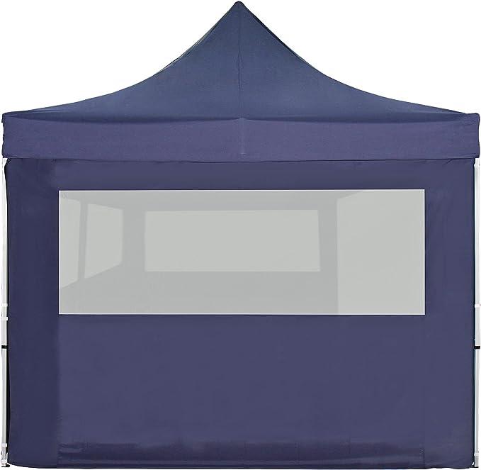 MIADOMODO Carpa con Paredes 3x6 m - Plegable, con Protección Solar, Ideal para Fiestas en el Jardín, Color a Elegir - Gazebo, Cenador, Pabellón, Tienda Fiestas: Amazon.es: Jardín