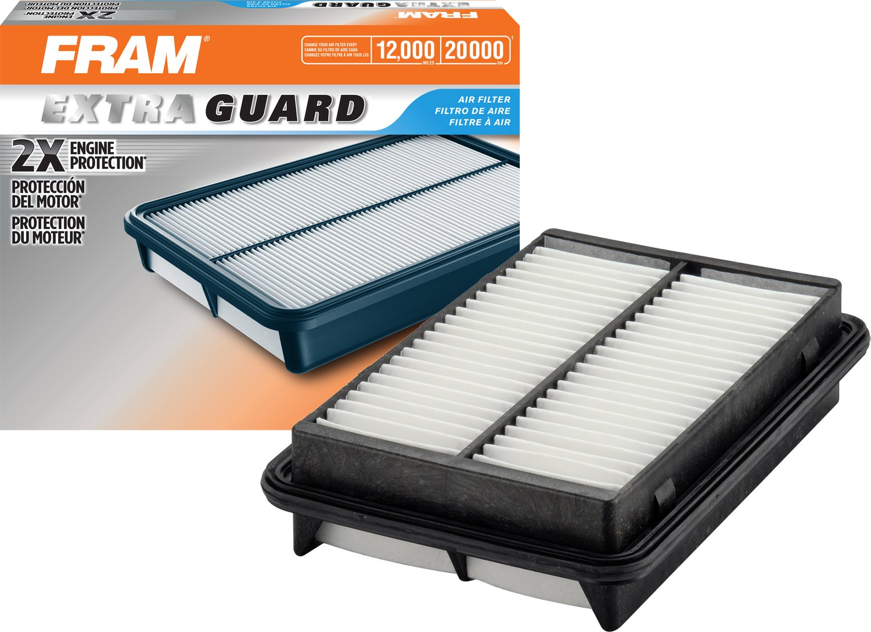 FRAM CA10064 Extra Guard Rigid Rectangular Panel Air Filter rm-FTA-CA10064