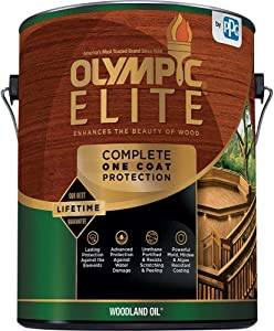 Olympic Stain Elite Deck Stain