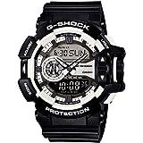 Casio G-Shock Black And White Big Case Ga400-1A Watch
