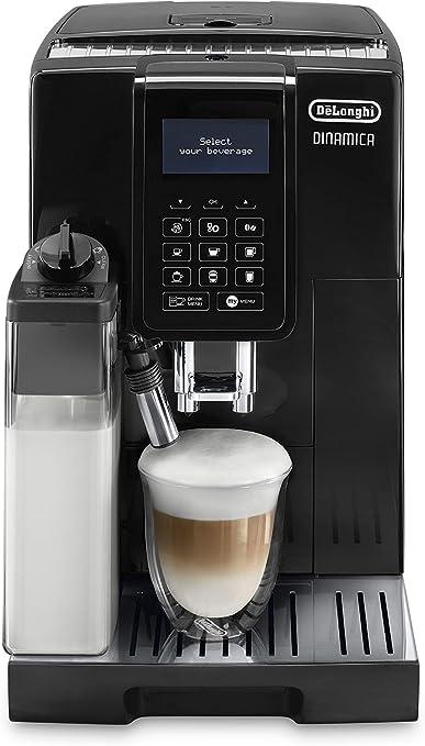 Delonghi ECAM353.75.B - Máquina de café espresso: Amazon.es: Hogar