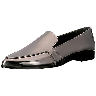 Stuart Weitzman Women's Pipelopez Pointed Toe Flat: Shoes