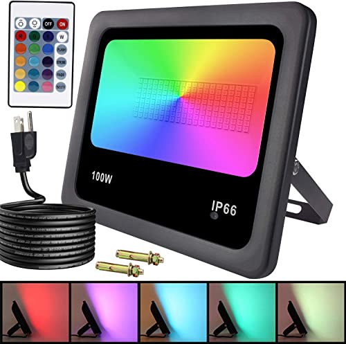 Remon 100W RGB LED Flood Light