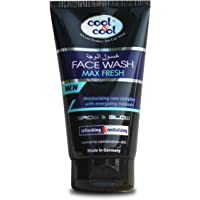 Cool & Cool Max Fresh Grow & Glow Face Wash For Men 1 150 ml, Pack of 1