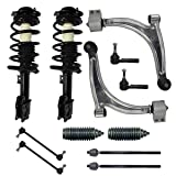 Detroit Axle - Brand New Complete 12-Piece Front