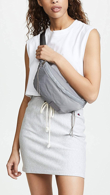 86cca80fa9b Amazon.com  Rebecca Minkoff Women s Nylon Belt Bag