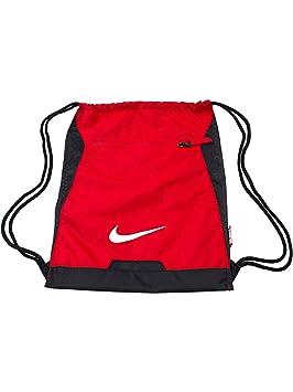 63753fe368 Nike Alpha Adapt Gym Sack Fabric Backpack Hobo - University Red Black  White  Nike  Amazon.ca  Electronics