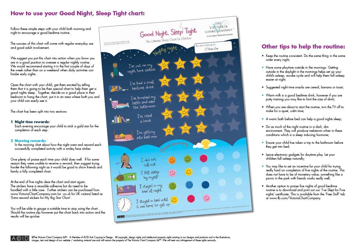 child star chart