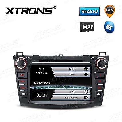 "Replacement Antenna 2004 thru 2013 Mazda 3 AM FM Car Radio Kit 4/"" Inch"