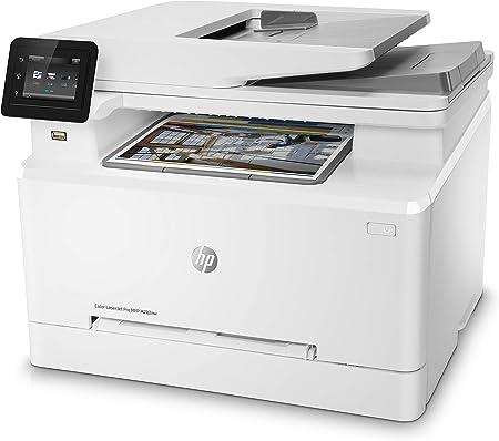 Hp Color Laserjet Pro M282nw Multifunktions Farblaserdrucker Computer Zubehör