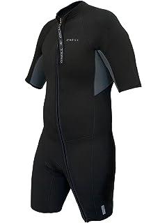 Amazon.com   O Neill Mens 2 mm Hammer Short Sleeve Spring Wetsuit ... bb0913a67