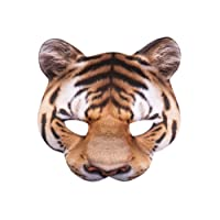 Boland 56730 Demi-masque, tigre, One Size