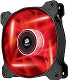 Corsair Air Series SP120 LED PC Case Fan (Red)