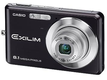 CASIO EX-Z8 Digital Camera Treiber Herunterladen