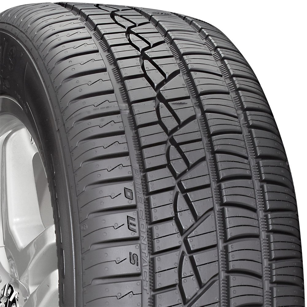 Continental PureContact Radial Tire - 225/50R17 98V