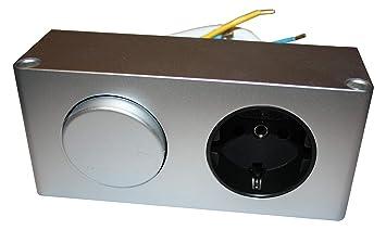Nevera Caja 230 V, incluye enchufe y Interruptor por ejemplo para ...