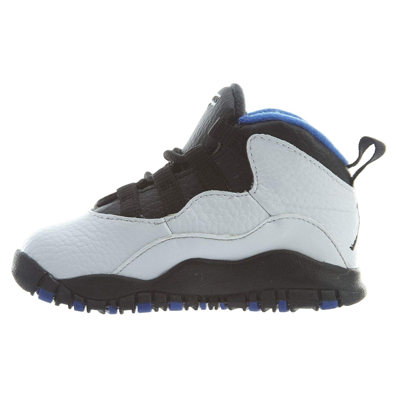 on sale ffd22 118a3 Jordan Toddler Air Retro 10 Basketball Shoes