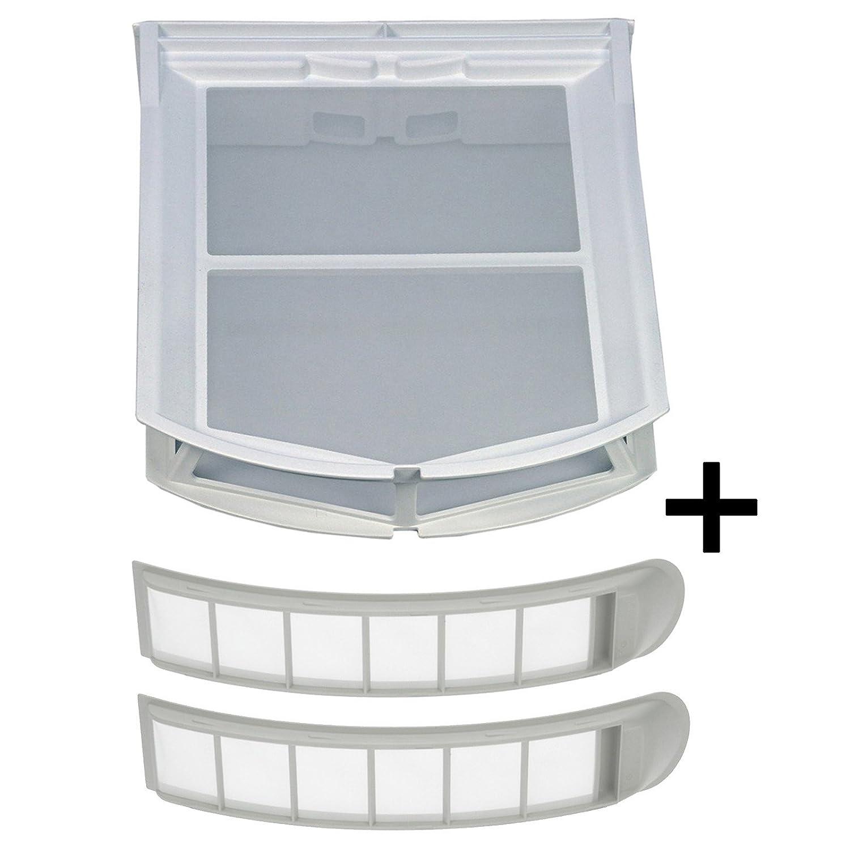 Genuine Miele Tumble Dryer Fluff Catcher Kit / Lint Filters Kit