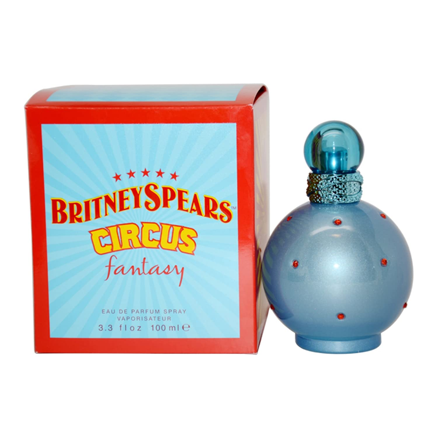 Britney Spears Circus Fantasy Eau De Parfum Spray 100 ml 181943 40966_-100ml
