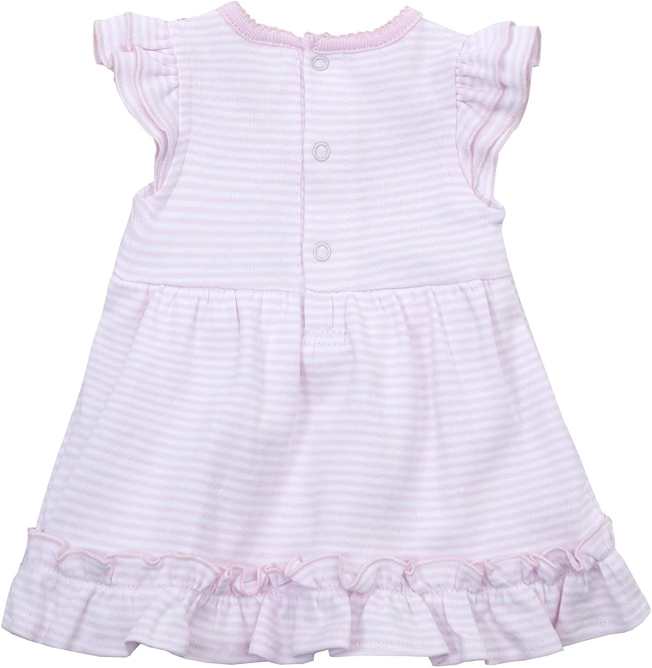 Babytown Tiny Baby Girls Bodysuit Dress 100/% Cotton Premature
