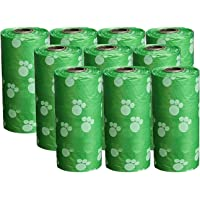 150 Pieces Pet Dog Waste Bag Poop Bags 10 Rolls