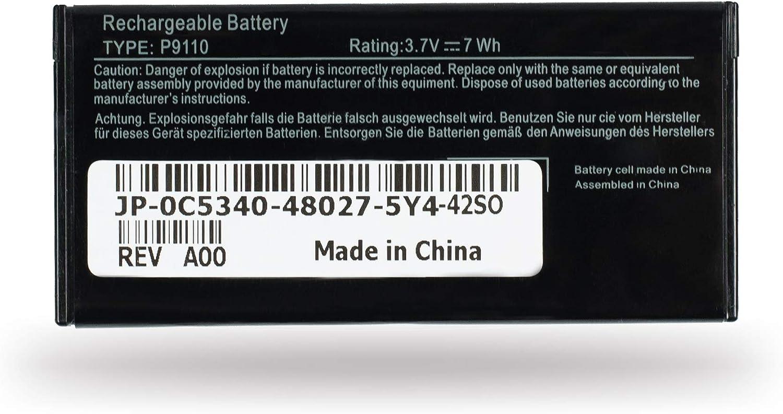 Aluo FR463 Battery for Dell Perc 5i 6i PowerEdge 1950 2900 2950 P9110 XJ547 U8735 NU209 3.7V 7WH