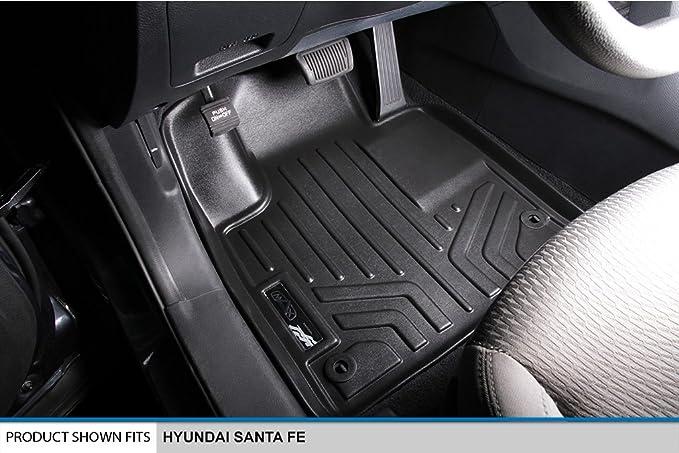 Grey Husky Liners Custom Fit WeatherBeater Floor Liner for Select Chrysler//Dodge Models