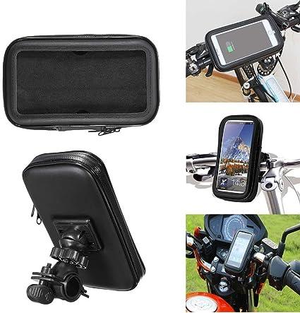 Soporte De Manillar Moto, Soporte De GPS para Motocicleta ...