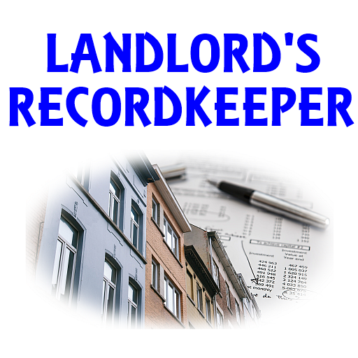 Landlord's Recordkeeper [Download] (Lease Agreement Software)