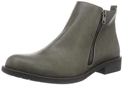 729b69edcb01 Bianco Damen Zip Boot 27-48942 Kurzschaft Stiefel  Amazon.de  Schuhe ...