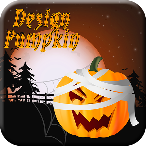 Halloween Pumpkin Design Free]()
