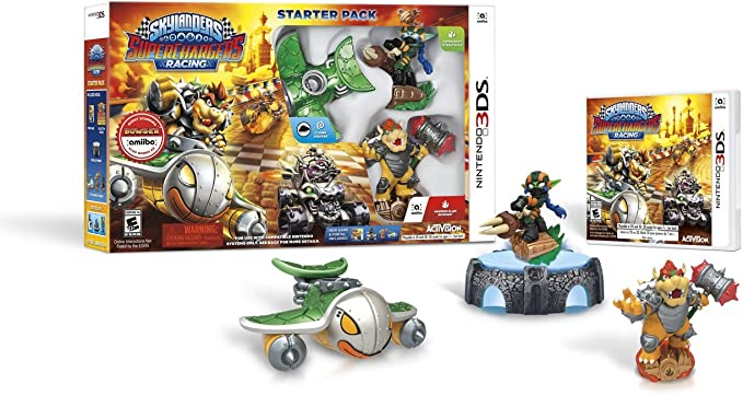 Activision Skylanders Superchargers - Juego (Nintendo 3DS, ENG ...