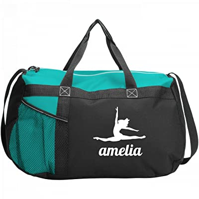 Amelia Dance Gear Duffel: Gemline Sequel Sport Duffel Bag